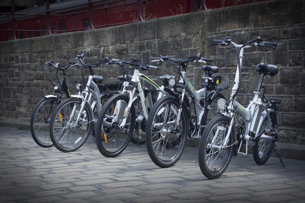 Fenetic Electric Bike Range