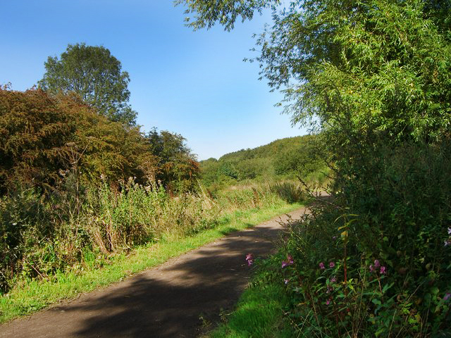 Elsecar Greenway to Old Moor Wetlands Centre