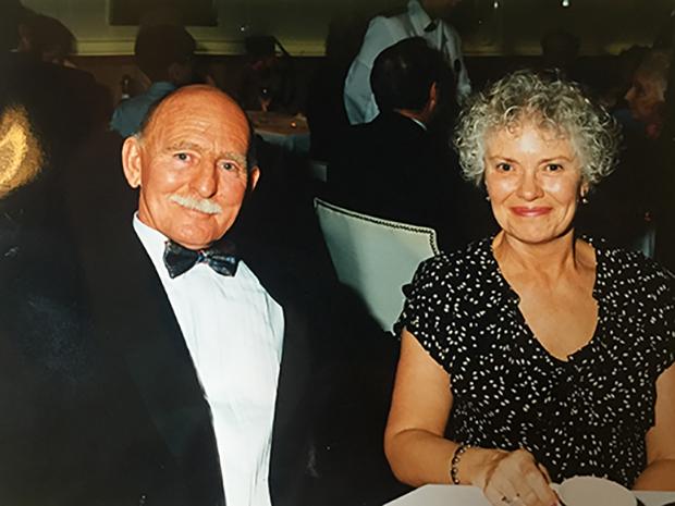 Alan and Carol
