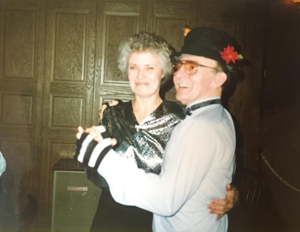 Alan and Carol Dancing