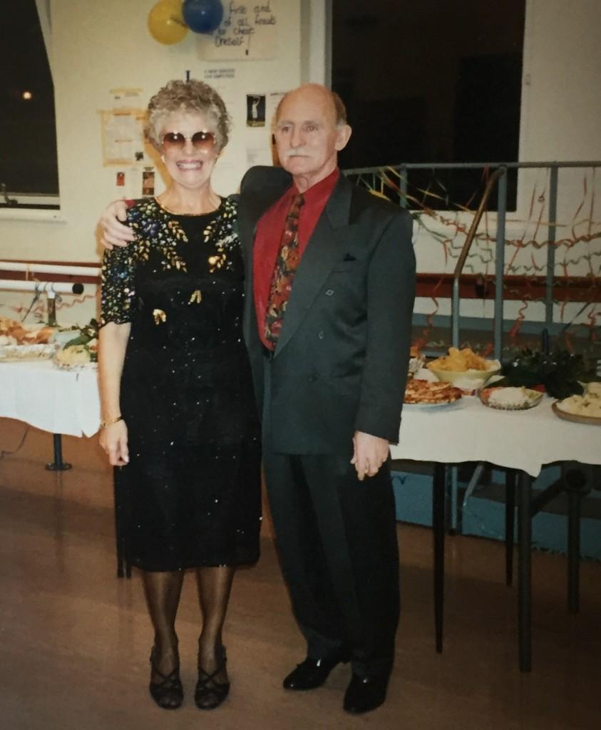 Alan and Carol Buffet