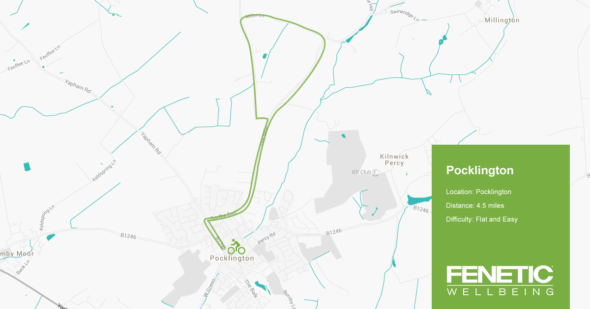 Pocklington Cycle Route