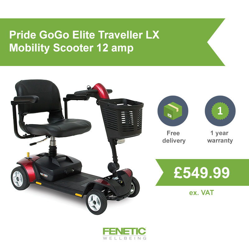 getting the most from your mobility scooter battery fenetic wellbeing