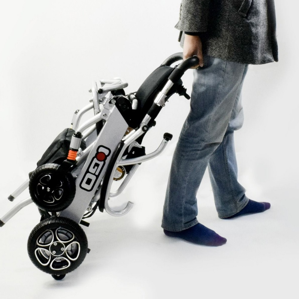 Prode I-Go folding powerchair 2