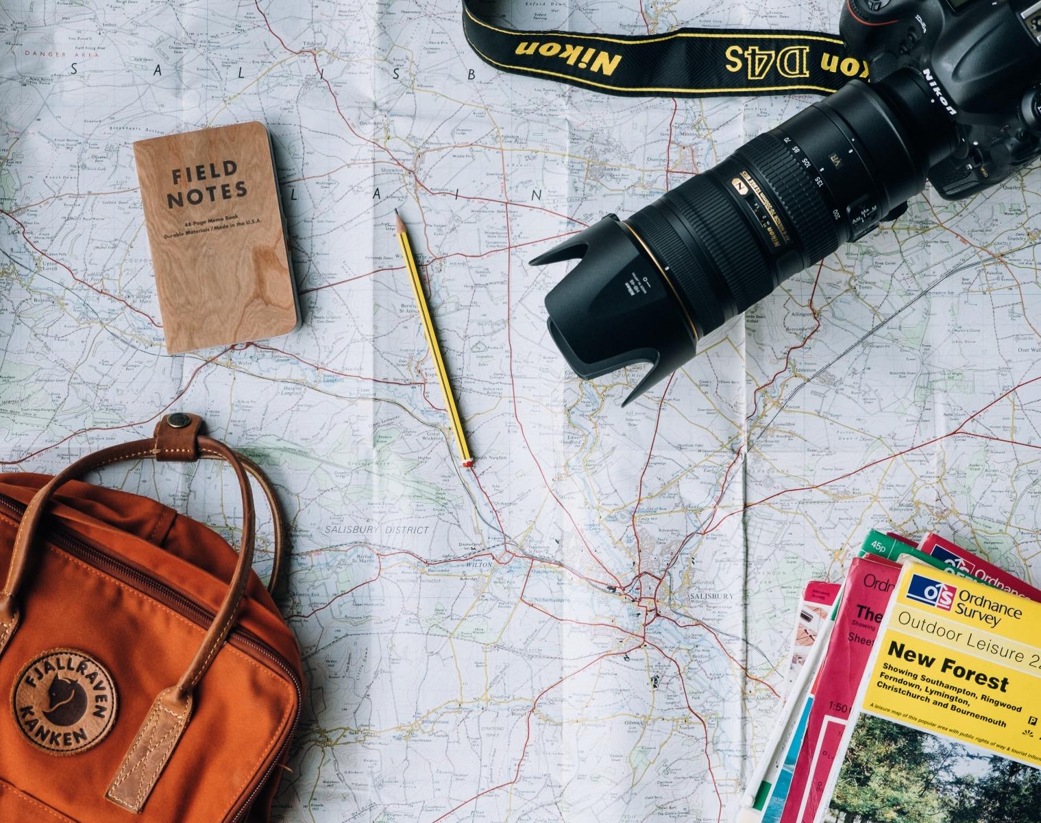 armchair travel hobby