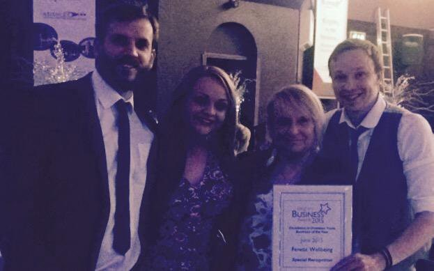 Keighley Business Award 2015