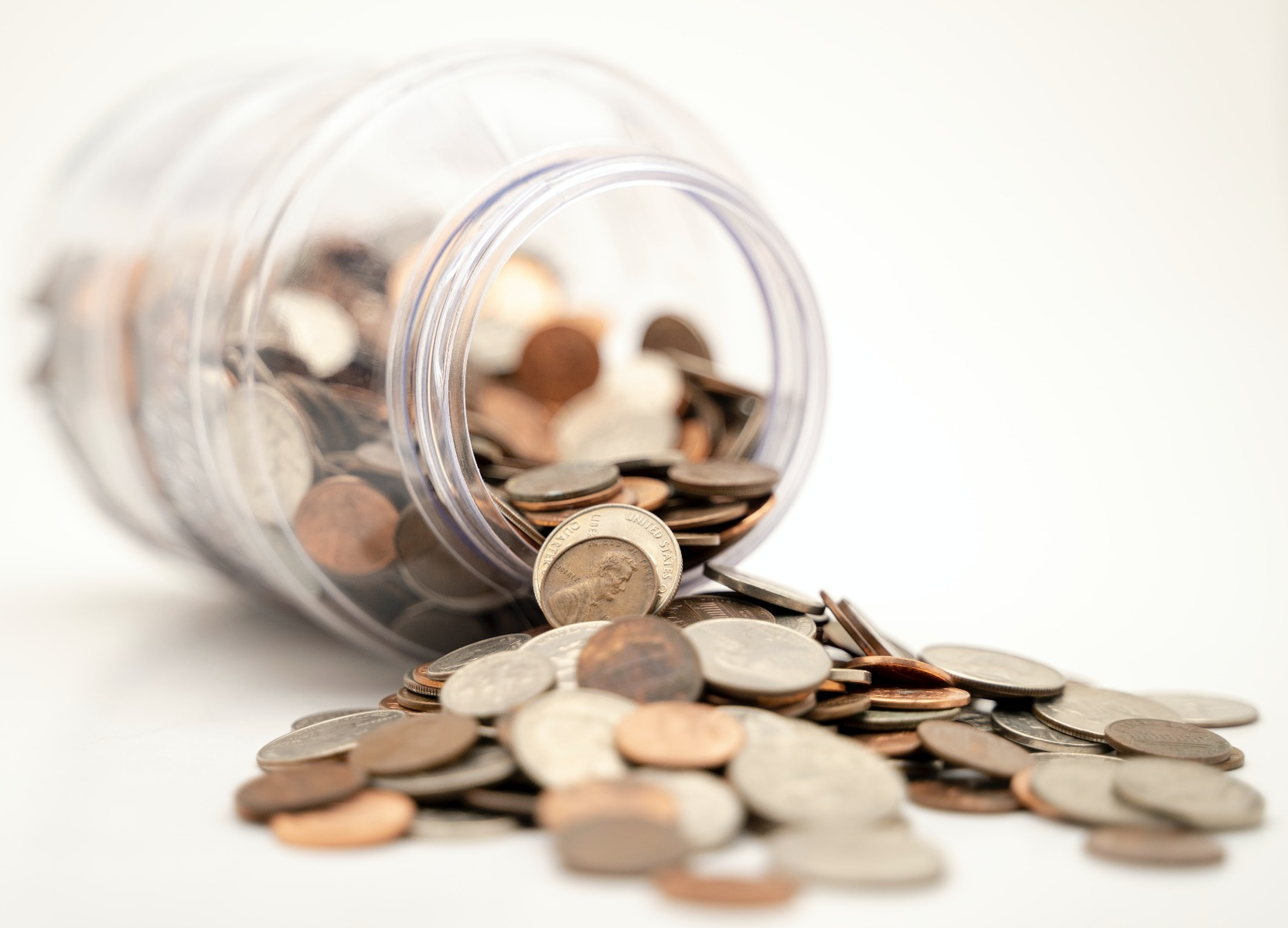saving money at the top of bucket list