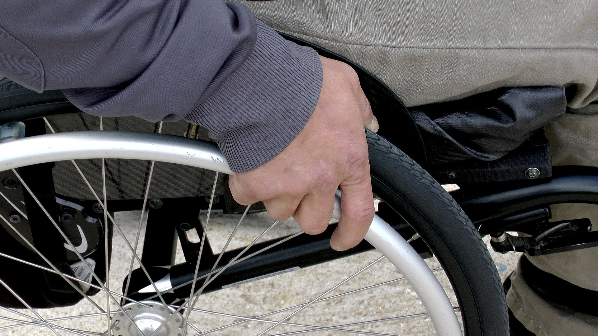 improve wheelchair traction and tyre pressure